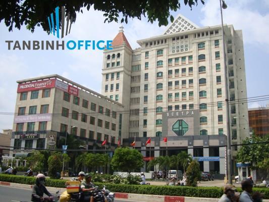Văn Phòng Cho Thuê Quận Tân Bình - Cao Ốc SCETPA