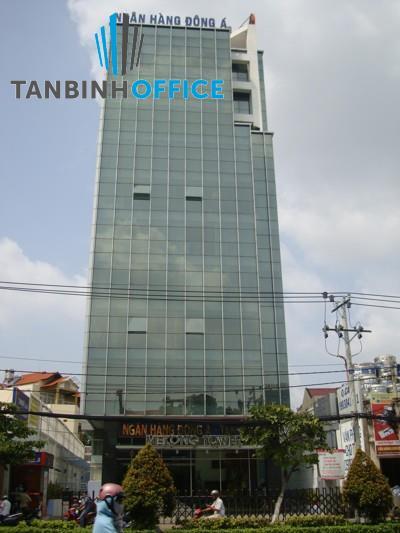 Văn Phòng Cho Thuê Quận Tân Bình - Cao Ốc MEKONG