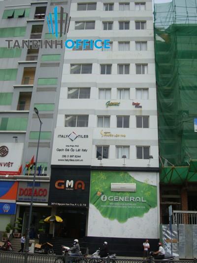Văn Phòng Cho Thuê Quận Tân Bình - Cao Ốc GMA