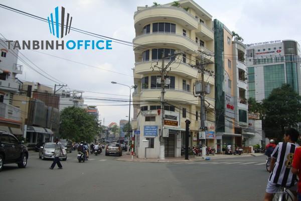 Văn Phòng Cho Thuê Quận Tân Bình - Cao Ốc HV