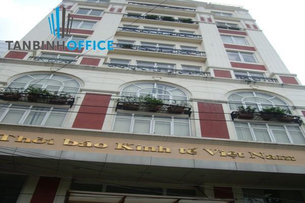 Văn Phòng Cho Thuê Quận Tân Bình - Cao Ốc THỜI BÁO KINH TẾ