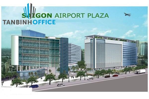 Văn Phòng Cho Thuê Quận Tân Bình - Cao Ốc SAIGON AIRPORT