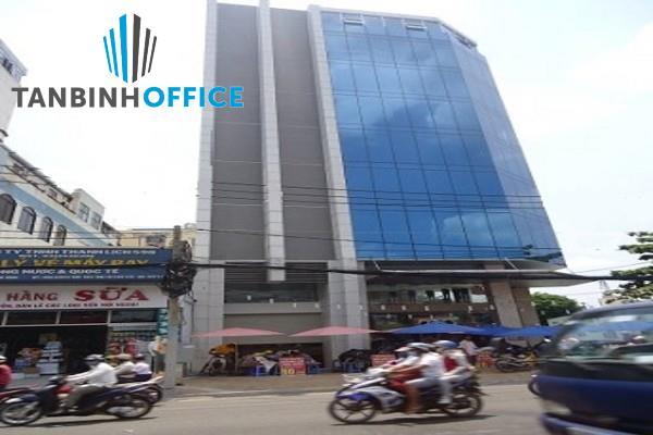 Văn Phòng Cho Thuê Quận Tân Bình - Cao Ốc PERFETTO BUILDING