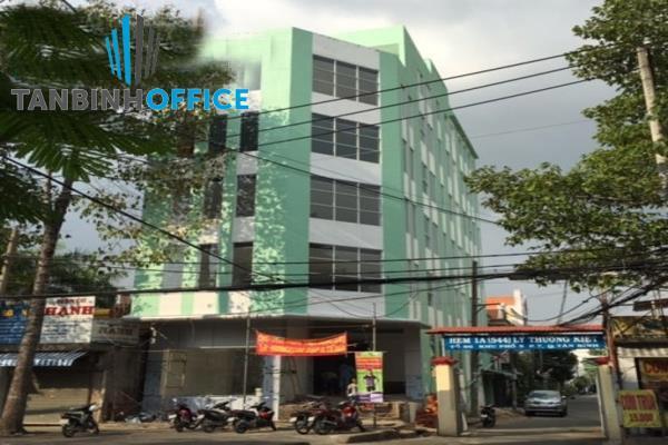 CAO ỐC BẢO TÍN BUILDING